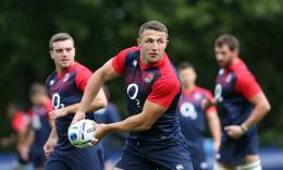 Stuart Lancaster picks heavy-duty option and saves subtlety for later