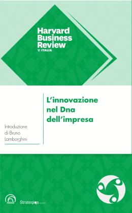 L'innovazione nel Dna dell'impresa