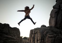 Come trovare il coraggio, e praticarlo