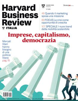 Imprese, capitalismo, democrazia