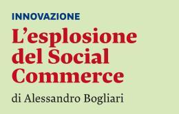 L'esplosione del Social Commerce