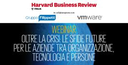 Oltre la crisi: le sfide future per le aziende tra organizzazione, tecnologia e persone