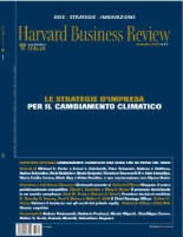 Le strategie d'impresa per il cambiamento climatico  (Novembre 2007)