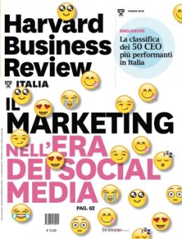 Il Marketing nell'era dei social media (Marzo 2016)