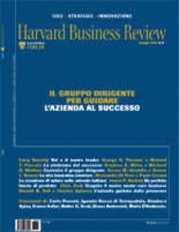 Il gruppo dirigente per guidare l'azienda al successo (Maggio 2007)
