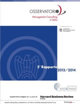 5° Rapporto Assoconsult