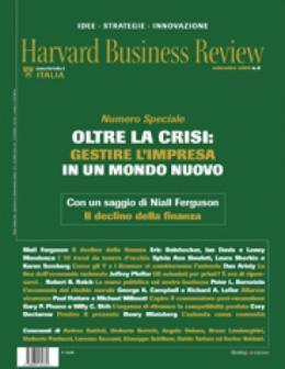 Oltre la crisi: gestire l'impresa in un mondo nuovo (Settembre 2009)