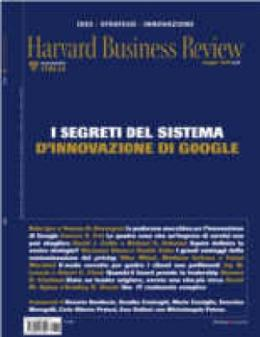 I segreti del sistema d'innovazione di Google (Maggio 2008)