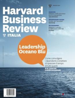 Leadership Oceano Blu (Maggio 2014)