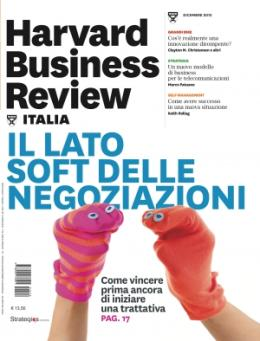 Il lato soft delle negoziazioni (Dicembre 2015)