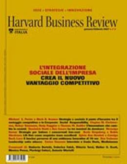 L'integrazione sociale dell'impresa (Gennaio/Febbraio 2007)