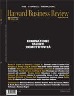 Innovazione , talenti, competitività (Giugno 2007)