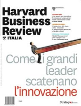 Come i grandi leader scatenano l'innovazione (Giugno 2011)