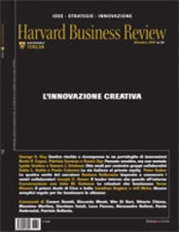 L'innovazione creativa (Dicembre 2007)