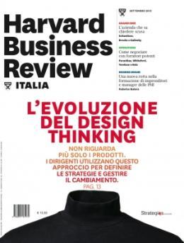 L'evoluzione del design thinking (Settembre 2015)