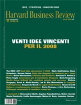 Venti idee vincenti per il 2008 (Marzo 2008)