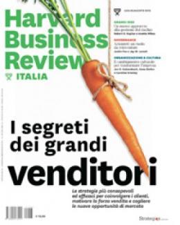 I segreti dei grandi venditori (Luglio/Agosto 2012)