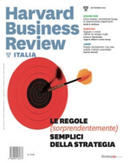 Le regole semplici della strategia (Settembre 2012)
