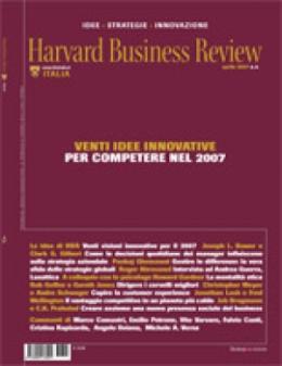 Venti Idee Innovative per competere nel 2007 (Aprile 2007)