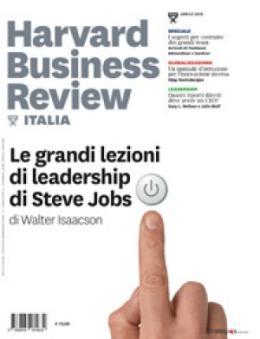 Le grandi lezioni di leadership di Steve Jobs (Aprile 2012)