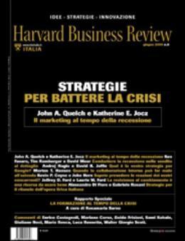 Strategie  per battere la crisi (Giugno 2009)